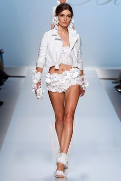 Blumarine Spring 2012 Ready-to-Wear Fashion Show