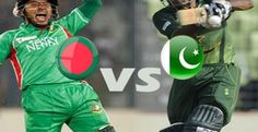 Pakistan vs Bangladesh T20 Match on 16th March 2016