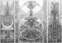 Reflexiones sobre el arte como un portal a lo sagrado: la obra de David Chaim Smith « Pijamasurf