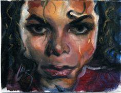 More Dan Lacey Art - michael-jackson Fan Art