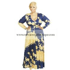NEW ARRIVALS BLUE PRINT HARPER MAXI DRESSES (( MODEL WEARING 2X)) SIZE  1X  2X  3X  COLORS  WHITE  BLACK  RED BLUE PRINT  STRIPES PRINT  ORDER NOW@ WWW.CURVACEOUSBOUTIQUE.COM & IN STORE ❎VISIT THE WEBSITE FOR ALL DETAILS and PRICE ❎  WE SHIP WORLDWIDE