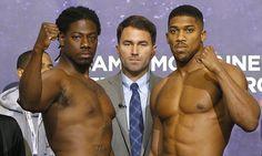 Anthony Joshua vs Charles Martin fight LIVE boxing plus...: Anthony Joshua vs Charles Martin fight LIVE boxing plus… #AnthonyJoshua