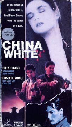 China white  Billy Drago