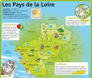 Les Pays de la Loire - Le Petit Quotidien, le seul site d'information quotidienne pour les 6-10 ans !