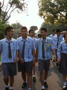 ( review ) uniform ร.ร.ต่าง ๆ | การศึกษา | 3213711 School Uniform, Southern Prep, Style, Fashion, Swag, Moda, School Uniform Outfits, Fashion Styles, School Uniforms