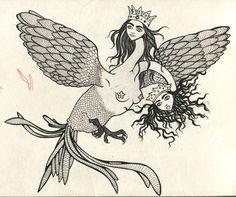 Two-Headed Harpy by RenataSahar