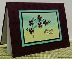 Seongsook's Creations... My Therapy, Your Cards!