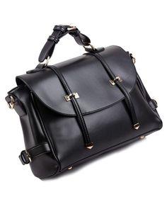 Black Grab Massager Bag