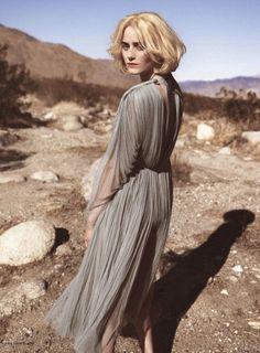 """""""From Dusk Till Dawn"""". Kori Richardson by Annemarieke van Drimmelen for Vogue Netherlands April 2012"""