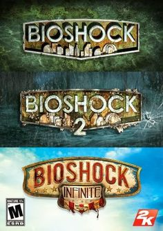 I love the Bioshock series.  That's why I'm giving away Steam Codes for Bioshock, Bioshock 2, and Bioshock Infinite!  Enter today for your chance to win!