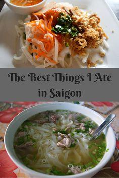 What to eat in Saigon | Eternal Expat