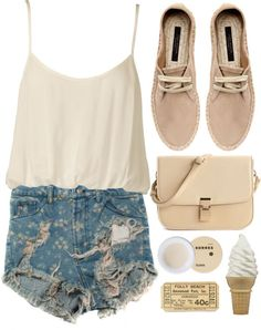 Outift for • teens • movies • girls • women •. summer • fall • spring • winter • outfit ideas • dates • parties Polyvore :) Catalina