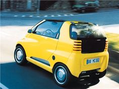 Smart Eco-Speedster, 1993 Mercedes Smart, Mercedes Benz, Electric Car Concept, Smart Fortwo, Car Gadgets, Smart Car, Concept Cars, Mazda, Cars And Motorcycles
