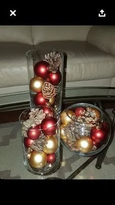 Dollar Store Christmas Table Centerpieces - Wine Glass Candle Holders - Happy Christmas - Noel 2020 ideas-Happy New Year-Christmas Simple Christmas, Beautiful Christmas, Christmas Home, Christmas Holidays, Cheap Christmas, Nordic Christmas, Modern Christmas, Primitive Christmas, Country Christmas