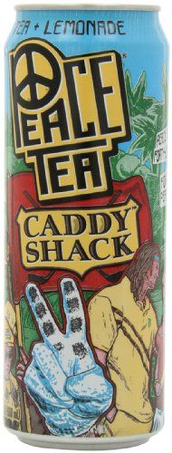 Peace Tea, Caddy Shack Tea   Lemonade, 23 Ounce (Pack of 12) ** Read more  at the image link.