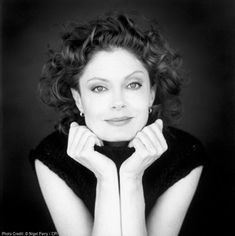 Susan Sarandon is another favorite of mine. Can't imagine the set ... but it's a dream of mine.