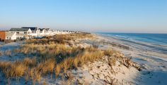 A great view of Midway Beach, South Seaside Park, New Jersey