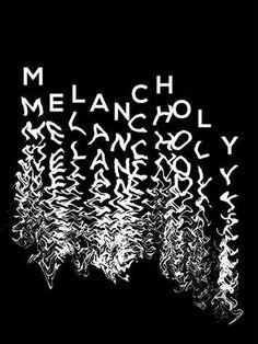 Melancholia, Melancholic, Melancholy ~ They Are All The Same,Madness...,♡IamSheSawtheSun♡