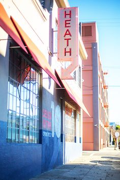 Worth a visit: heath san francisco mission district - showroom and ceramic factory tours too/ sfgirlbybay