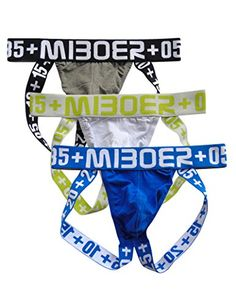 0b186f3640 Comfortable 3pack Briefs Undershorts for Men L5 * For more information,  visit image link.Note:It is affiliate link to Amazon. Mark McNabb · Mens  Underwear