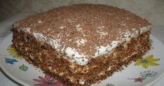Jednoduchý, rýchly a veľmi chutný dezert pripravený za 10 minút zo základných surovín.