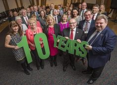 One Parent Families Scotland has established a system of partnership work to provide support to single parent families in Glasgow City.  The 10th anniversary of the ScottishPower Energy People Trust is marked at a special event at the Scottish Parliament in Edinburgh