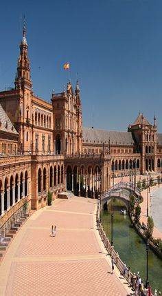 Seductive Seville #seville #travel After the hectic pace of Madrid and Barcelona, the charming seductive pace of life in the city of Seville was a welcome change.