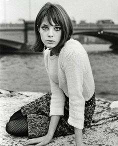 Inspiration - Jane Birkin <3⠀