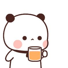 Cute Bunny Cartoon, Cute Cartoon Pictures, Cute Love Pictures, Cute Love Gif, Cute Love Cartoons, Cute Cat Gif, Cute Images, Chibi Cat, Cute Chibi