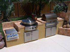 Diy Outdoor Kitchen Outdoor Kitchen Cabinets Design  Ideas For Amusing Build Your Own Outdoor Kitchen Decorating Design