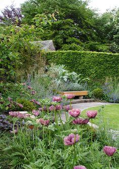 'Lure of the Sheltered Corner'- Heaven is a Garden, a garden design book