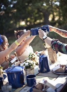 Love the idea of a down to earth campground wedding? Here are some campground wedding venues in Ontario. Campground Wedding, Camp Wedding, Wedding Blog, Diy Wedding, Wedding Venues, Wedding Ideas, Wedding Stuff, Casual Wedding, Autumn Wedding