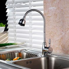 Sink Taps Hot and cold mixed full-copper Kitchen Taps ** Awesome product. Click the image : Water Coolers Filters