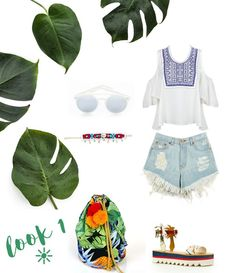 How to wear the off the shoulder top Greece Today, Greek Fashion, Off Shoulder Tops, Contemporary Fashion, Ss16, Fashion Details, Fashion Brands, How To Make, How To Wear