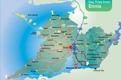 Day Trips from Ennis