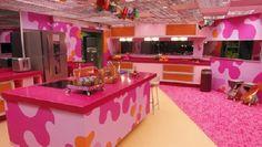 Construindo Minha Casa Clean: Quero minha Cozinha Rosa! E Agora? Veja 40 Ideias!