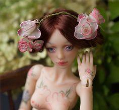 "Кукла ""Lost Garden"""