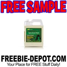 ►► FREE SAMPLE - Synbiont Agricultural Wash for Horses ►► #Free, #FREESample, #FREEStuff, #Freebie, #Horses, #Sample ►►