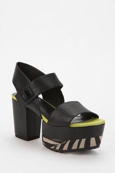 Matiko Abba Platform Heel  #UrbanOutfitters