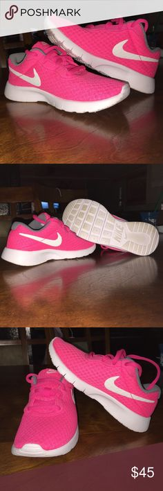 Girl Pink Nike Shoes Didn't fit and lost receipt. nike Shoes Sneakers