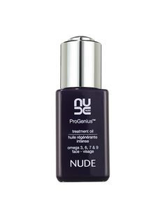 Everything we need to know about the omegas (the formula contains 3, 6, 7, and 9), we learned from the superhydrating Nude ProGenius Treatment Oil