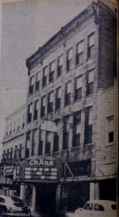 Hotel Was Partially Demo D And Remodeled For Star Lanes Bowling The Building To