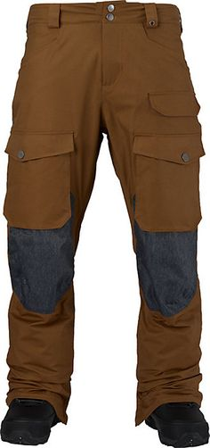 ef6b71340105 Burton Hellbrook Pant - Men s Snowboard Pants - Winter 2015 2016 - Christy  Sports Mens