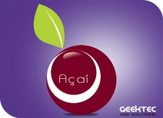 Logotipo para marca de Colares de Açaí