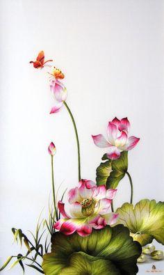 vietnamese embroidery paintings