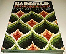 Crochet Bargello Blanket
