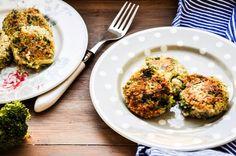 Quinoa-Brokkoli-Bratlinge