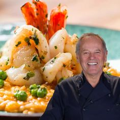 Wolfgang Puck's Tomato Risotto With Shrimp Recipe by Tasty