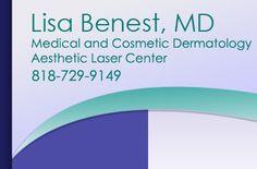 Mole removal acne rosacea laser treatment : los angeles Dr Lisa Benest #med_spa #spa #medical_spa