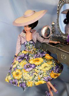 Silkstone Barbie / Poppy Parker Fashion – Springtime Poppies